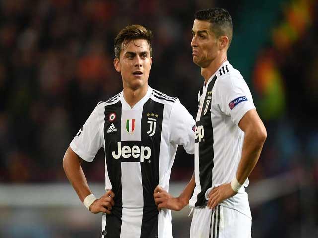 """Juventus thay tướng: Chỉ vì """"cuộc chiến vương quyền"""" Ronaldo - Dybala"""