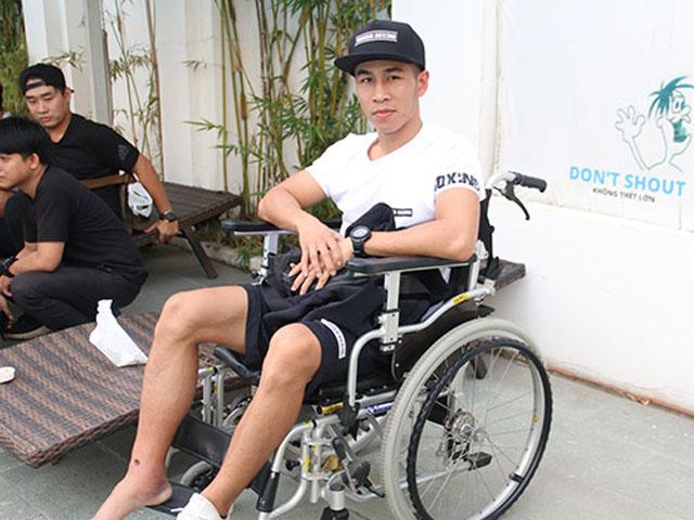 Sốc: Siêu võ sĩ Trần Văn Thảo gặp tai nạn phải ngồi xe lăn, lỡ đại chiến châu Á