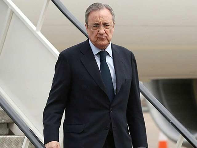 Chuyển nhượng HOT 19/5: Chủ tịch Real xuất hiện ở Lyon