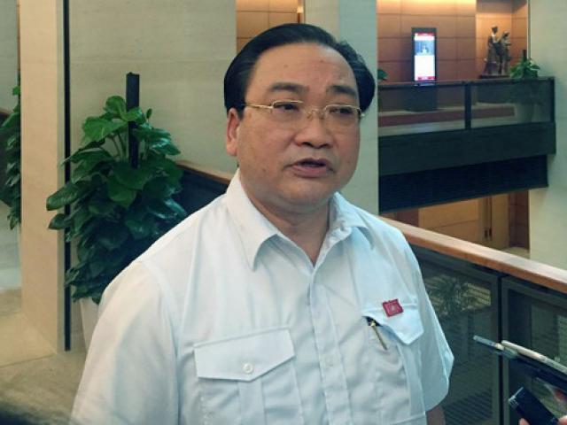 Bí thư Thành ủy Hà Nội nói gì về vụ Nhật Cường Mobile?