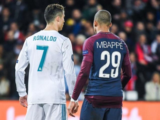 Real đi tìm truyền nhân Ronaldo: Siêu sao 20 tuổi Mbappe 280 triệu euro