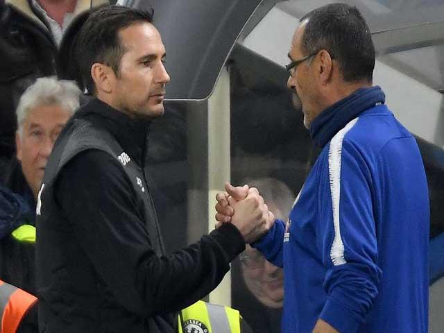 """Chelsea - Juventus đổi HLV: Lampard """"chân mệnh thiên tử"""", nhà cái gọi tên"""