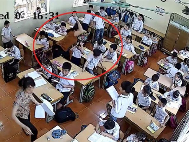 Vụ giáo viên đánh tới tấp học sinh: Kỷ luật hiệu trưởng