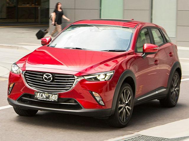 Mazda CX-8 sẽ được bàn giao tới khách hàng Việt trong tháng 7
