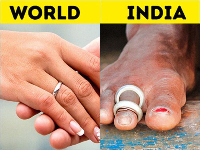 """13 điều kỳ lạ chỉ có ở Ấn Độ khiến du khách """"mắt tròn mắt dẹt"""""""