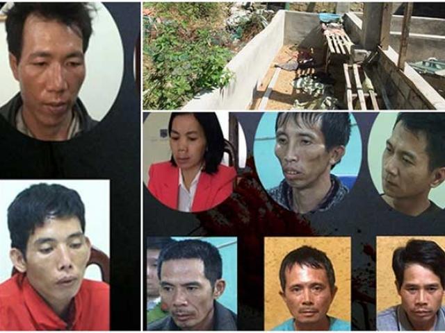Thu nhiều điện thoại khi khám nhà mẹ của nữ sinh đi giao gà bị giết ở Điện Biên