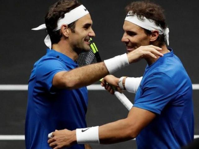 """Nadal """"song kiếm hợp bích"""" Federer lần thứ 2: """"Tàu tốc hành"""" nói gì?"""