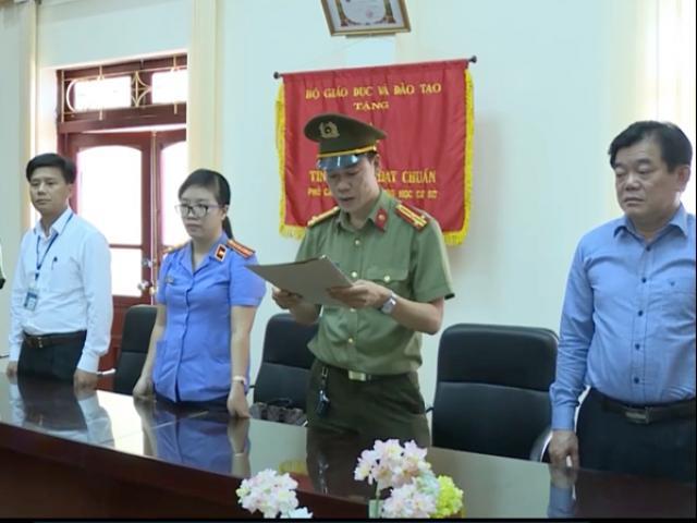 """Phát ngôn """"sốc"""" của Giám đốc Sở GD&ĐT Sơn La trong tâm bão mua, bán điểm"""