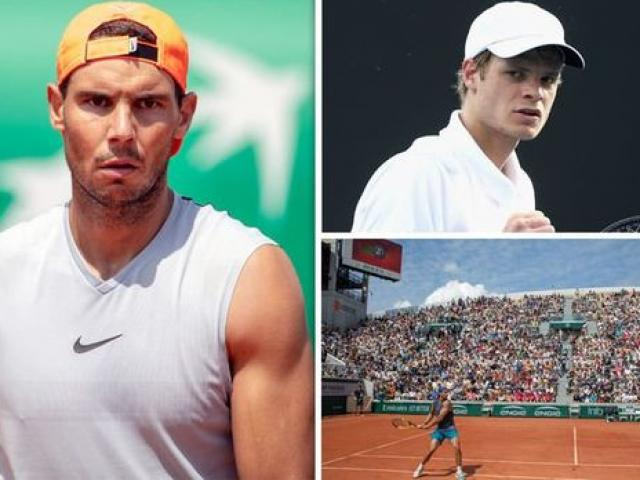 Nadal - Hanfmann: Choáng váng không kịp trở tay