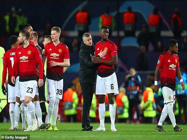 MU ra rìa, đại chiến Champions League mùa sau có những anh hào nào?