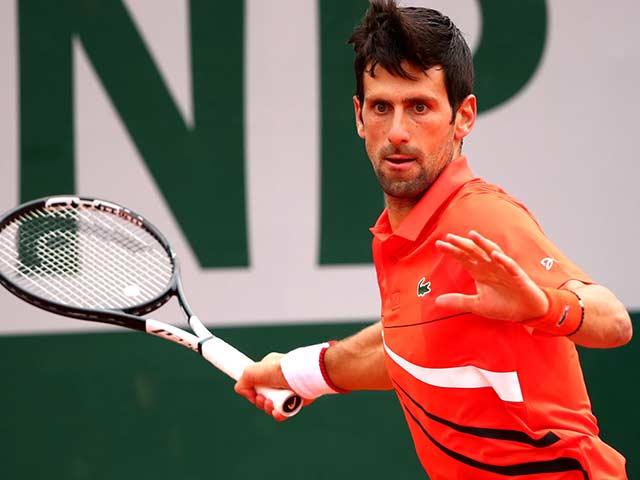 Trực tiếp tennis Djokovic - Caruso: Sụp đổ cuối set 3, Djokovic chốt hạ