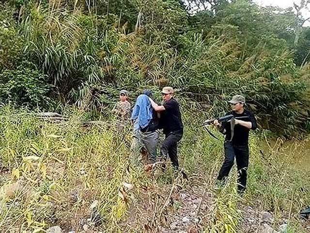 Cận cảnh vụ bắt trùm ma túy Lào qua Việt Nam kịch tính như phim hành động