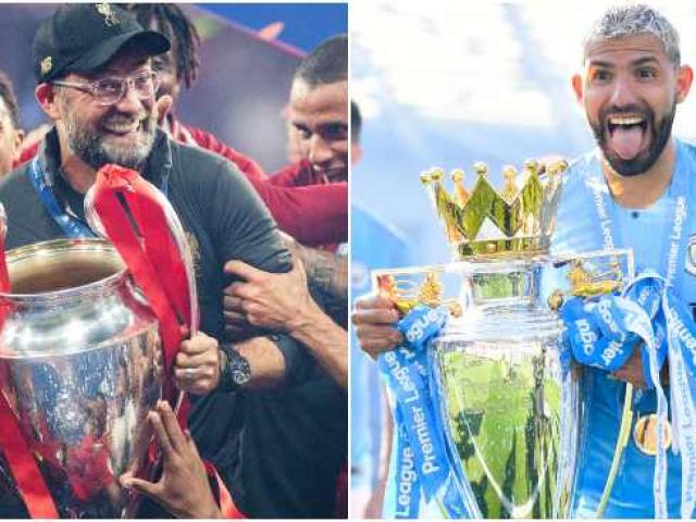 """Liverpool vô địch cúp C1 & Man City """"ăn 3"""" kỷ lục: Đội nào đỉnh hơn?"""