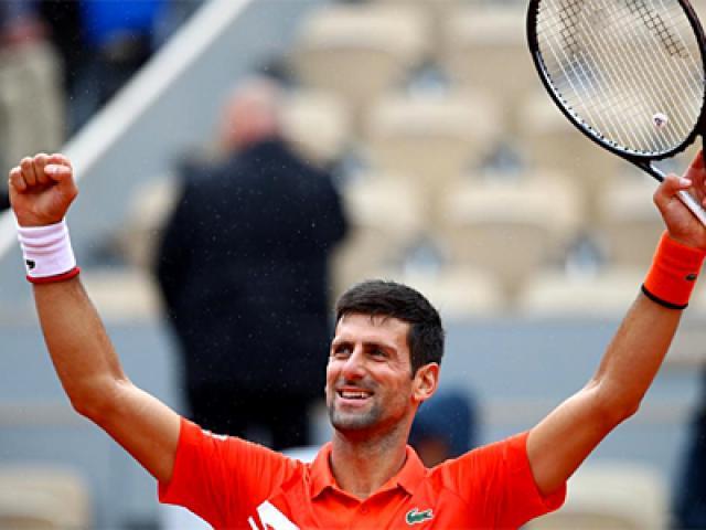 Tin thể thao HOT ngày 4/6: Djokovic lập kỷ lục Nadal cũng chưa làm được