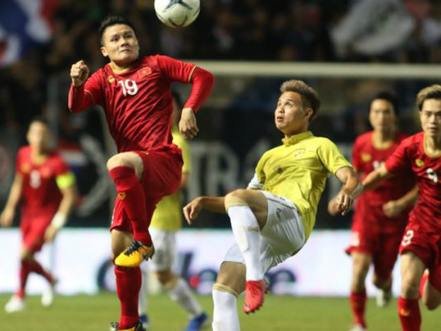 Trực tiếp King's Cup, ĐT Việt Nam - Thái Lan: Vỡ òa phút bù giờ (KT)