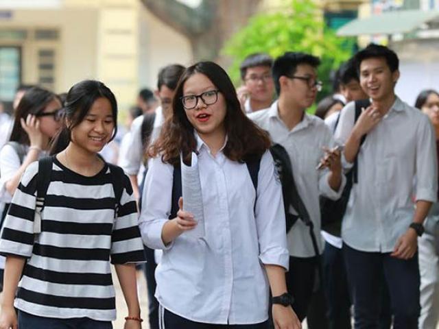 Thi vào lớp 10 ở Hà Nội: Liệu có 'cơn mưa' điểm 10?