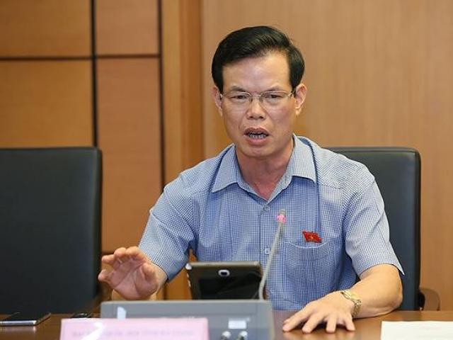 """Bí thư Hà Giang Triệu Tài Vinh: """"Tôi không biết vụ nâng 29,95 điểm"""""""