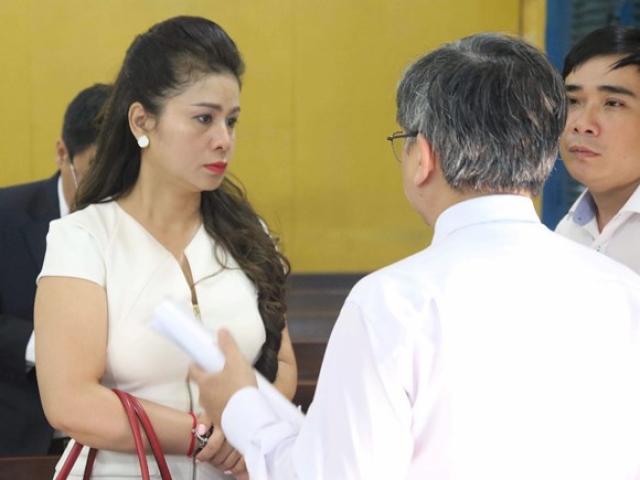 Bà Lê Hoàng Diệp Thảo tố cáo chấp hành viên