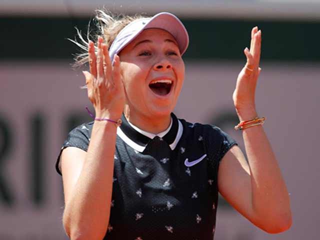 Roland Garros ngày 11: Halep thua sốc ở tứ kết Roland Garros