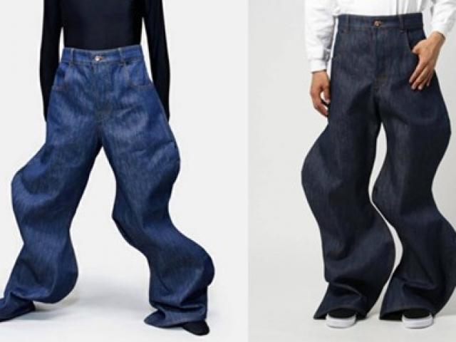 Những chiếc quần jean mà người có thu nhập trung bình đừng mơ đến việc mua để mặc
