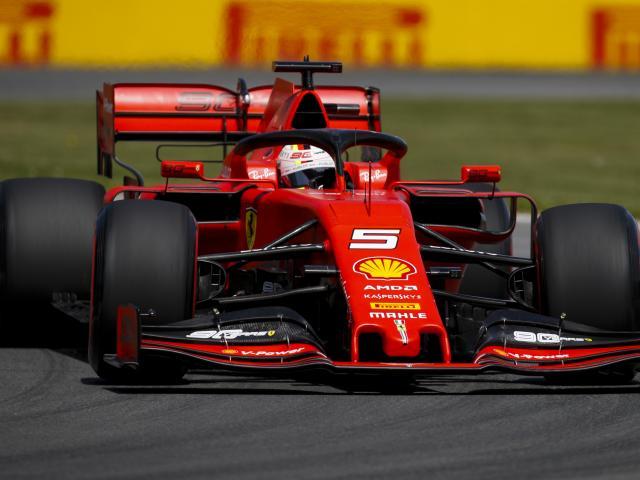 """Đua xe F1: Đua phân hạng Canada GP: Vettel đoạt pole """"thần thánh"""", Ferrari đã trở lại ?"""