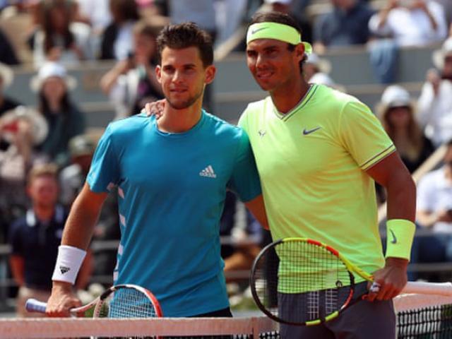 Nadal - Thiem: 4 set kịch chiến, bản lĩnh đấng quân vương (CK Roland Garros)