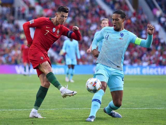 Bồ Đào Nha - Hà Lan: Ronaldo làm nền, vô địch xứng đáng (chung kết Nations League)