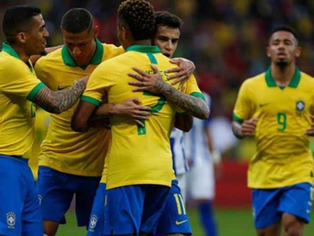 Brazil - Honduras: Chạy đà không Neymar, đại hủy diệt 7 bàn