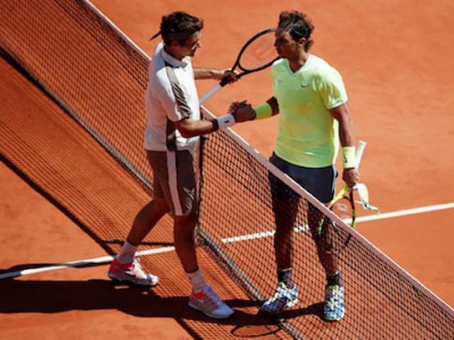 """Nadal đuổi 20 Grand Slam Federer: """"Siêu địa chấn"""" ngay 2019 được không?"""