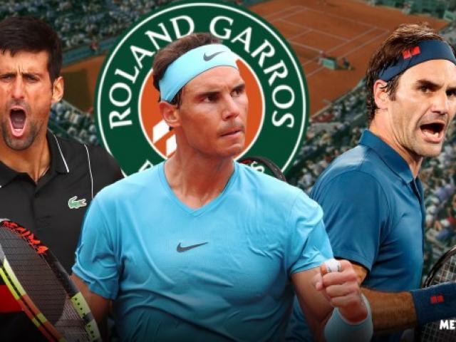 """Số 1 tennis 2019: Djokovic """"oằn mình"""", Nadal - Federer chờ lật đổ choáng váng"""