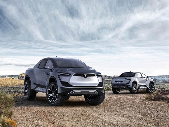 Xe bán tải điện của Tesla ra mắt vào cuối năm 2019, có giá bán hơn 1 tỷ đồng