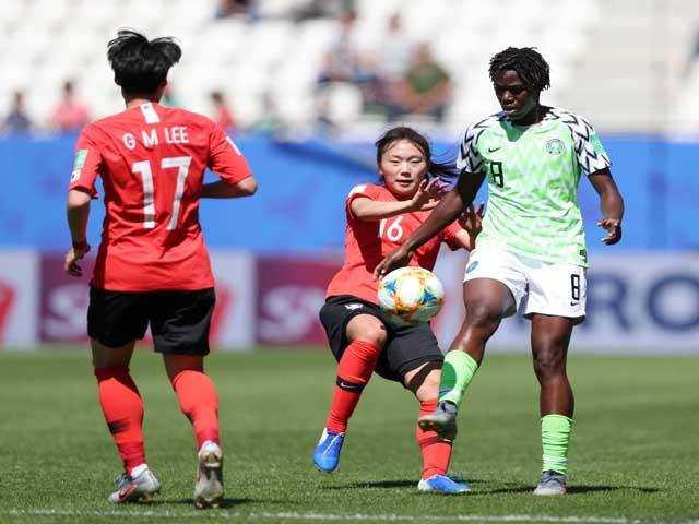 Hàn Quốc - Nigeria: Phản lưới cay đắng, tiếc cho châu Á (World Cup nữ)