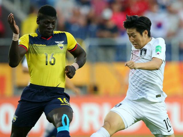 """Video, kết quả bóng đá U20 Ecuador - U20 Hàn Quốc: Đàn em Son Heung Min tạo """"đại địa chấn"""""""