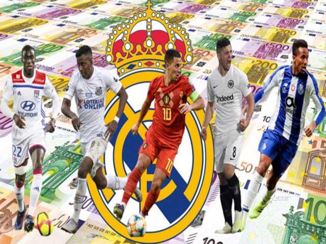 Dải ngân hà 3.0 của Real: Điên rồ 303 triệu euro, so với Ronaldo - Kaka thế nào