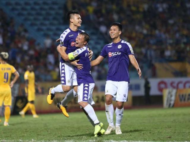 Lịch thi đấu giải bóng đá vô địch quốc gia V-League 2019 mới nhất