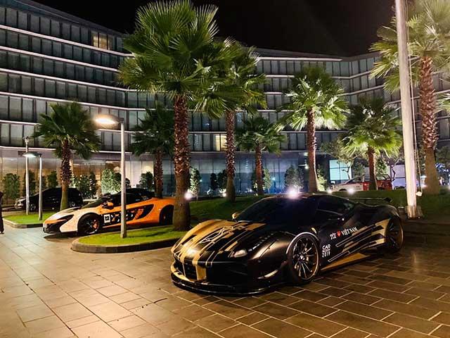 Hành trình siêu xe Car & Passion 2019 sắp đầu tại Hà Nội