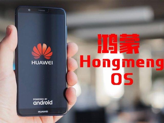 Huawei đăng ký bản quyền thương hiệu Hongmeng OS tại nhiều nước
