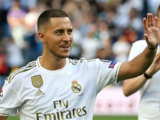 """""""Bom tấn"""" Hazard ra mắt Real: Sớm đụng chạm """"đại ca"""" Ramos, khi nào đá trận đầu?"""