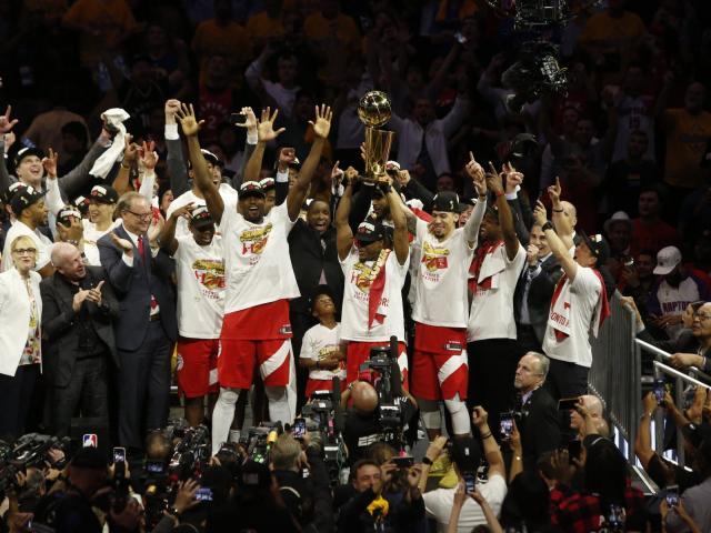 Tin thể thao HOT 14/6: Toronto Raptors tạo kỳ tích vô địch NBA 2018/2019