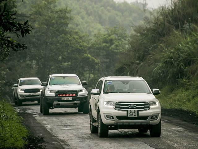 Ford Everest thiết lập kỷ lục mới, đạt doanh số tháng cao nhất trong lịch sử