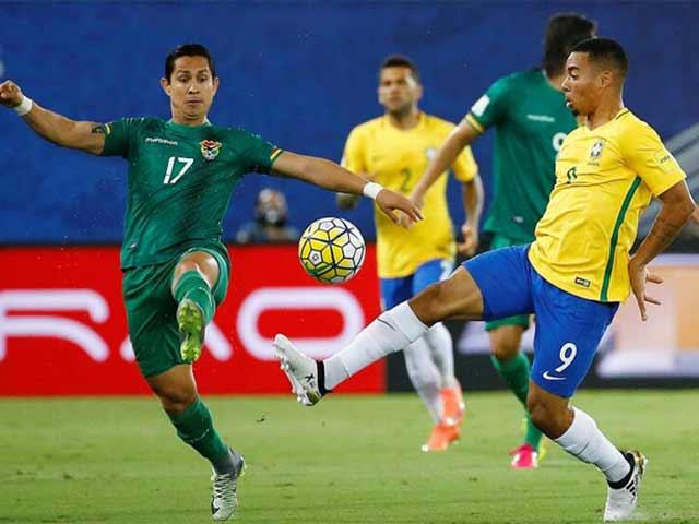 Trực tiếp Brazil - Bolivia: Coutinho và đồng đội hưng phấn (Copa America)