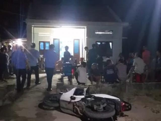 Nhóm thanh niên đến nhà truy sát kinh hoàng, cha chết, 2 con nguy kịch