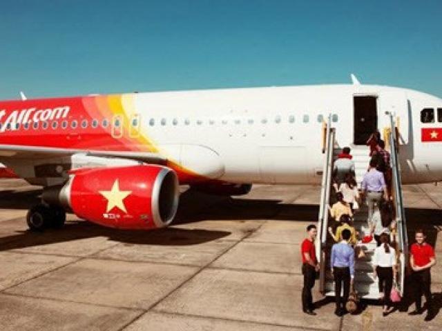 VietJet phủ nhận phi công đình công, hủy chuyến bất thường chưa kết thúc