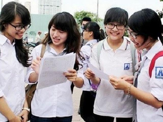 Điểm chuẩn 4 Trường THPT Chuyên Hà Nội