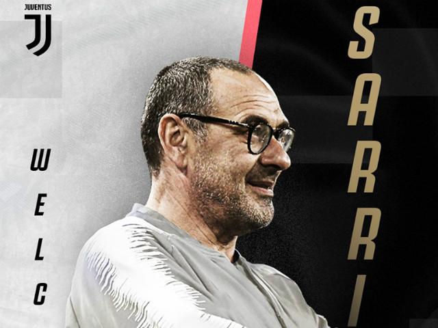 CHÍNH THỨC: HLV Sarri rời Chelsea về Juventus, cùng Ronaldo ôm mộng cúp C1