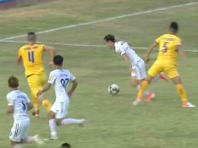Video, kết quả bóng đá SLNA - HAGL: Hiệp 2 bùng nổ, bắn phá tưng bừng