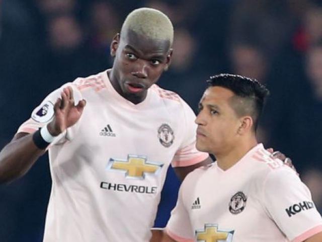 """MU nuông chiều Pogba: Lương cực khủng ngang Sanchez, Real dễ hụt """"bom tấn"""""""