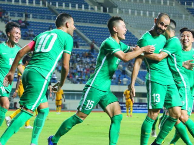Châu Á choáng váng 1 trận đấu 39 bàn thắng: Đội bóng Macau ê mặt vì lý do sốc