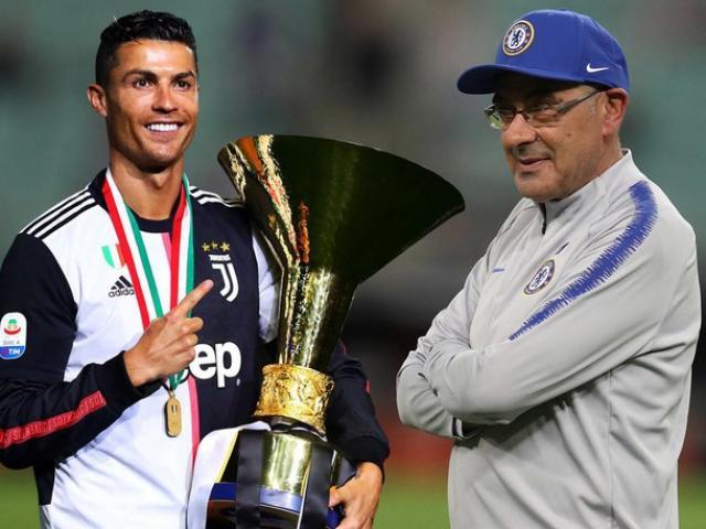 """HLV Sarri ra mắt Juventus: Ronaldo cắt ngắn kì nghỉ về Italia """"phò tá"""""""