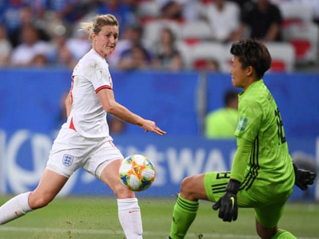 Nhật Bản - Anh: 2 đòn lạnh lùng, giật ngôi nhất bảng (World Cup nữ)